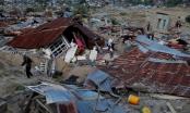 1.200 tù nhân Indonesia vượt ngục trong động đất, sóng thần