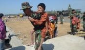 Indonesia nhận hỗ trợ quốc tế sau thảm họa động đất, sóng thần