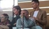 Ronaldo xuất hiện cùng bạn gái sau cáo buộc hiếp dâm