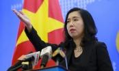 Việt Nam nói gì về việc tàu chiến Mỹ - Trung chạm trán trên Biển Đông?