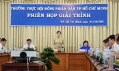 """TP Hồ Chí Minh:  """"Nếu không có giải pháp, bức xúc của người dân sẽ tích tụ"""""""