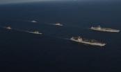 Tướng Trung Quốc cảnh báo đánh chìm tàu sân bay Mỹ