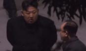 Video: Ông Kim Jong-un nghỉ chân tại ga Trung Quốc trước khi tới Việt Nam