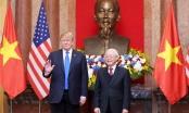 Tổng thống Trump cảm ơn Việt Nam tổ chức thượng đỉnh Mỹ - Triều