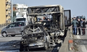 Italy: Tài xế bắt cóc 51 con tin, phóng hỏa xe buýt