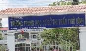 Vụ thầy giáo sàm sỡ nhiều nữ sinh ở Cà Mau có bị 'chìm xuồng'?