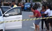 Brazil: Cảnh sát xả súng nhầm vào xe người dân