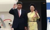 Chủ tịch Trung Quốc Tập Cận Bình và phu nhân đã đến Việt Nam