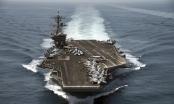 Bộ trưởng Quốc phòng Mỹ thăm tàu sân bay trên Biển Đông