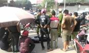 Hà Nội: Phóng viên Pháp luật Plus giúp đỡ người bị tai nạn giao thông
