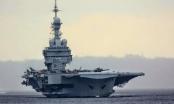 Pháp triển khai tàu sân bay lớn nhất Châu Âu hỗ trợ chống IS