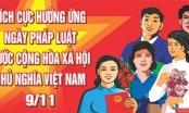 Cả nước tích cực hưởng ứng Ngày Pháp luật Việt Nam 2015