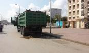 Thua giặc xe tải, TTGT Nam Từ Liêm sẽ kiên quyết xử lý