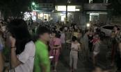 Người dân KĐT Đại Thanh chạy tán loạn vì báo động cháy giả