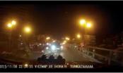NÓNG: Camera hành trình ghi lại nguyên nhân vụ taxi điên