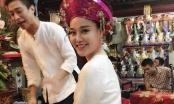 Người mẫu Đoàn Trang Nhung hóa cô đồng xinh đẹp tuyệt trần