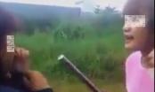 Công an triệu tập người liên quan clip nữ sinh dùng tuýp sắt đánh bạn