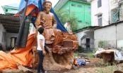 Pho tượng gỗ cụ Nguyễn Du xác lập kỷ lục lớn nhất Việt Nam