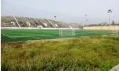Phú Thọ: Sân vận động gần 200 tỷ đồng bỏ hoang