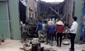 Hà Nội: Sập nhà làm 1 người chết, 5 người bị thương