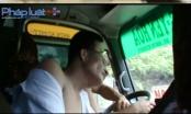 """Tuyên Quang: Hành khách """"tá hỏa"""" khi lái và phụ xe cùng… say rượu"""