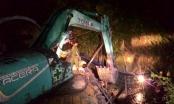 Cận cảnh hiện trường vụ sập hầm lò tại Hòa Bình