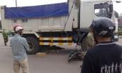Thái Nguyên:Va chạm mất lái, người đi xe máy chết thảm dưới bánh xe tải