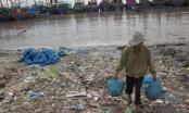 Thanh Hóa: Kinh hãi với cảnh tượng bẩn không tả được ven biển Hậu Lộc