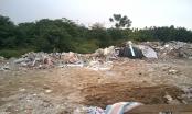 Hà Nội: Đột nhập đại công trường rác không phép