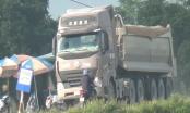 Xe tải lộng hành ở Hà Nam: Điều chuyển, kiểm điểm 3 CSGT