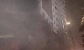 Hà Nội: Hàng trăm người hoảng loạn tháo chạy vì hỏa hoạn