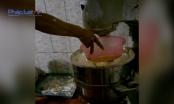 Hà Nội: Đột kích nhà xưởng siêu bẩn sản xuất bánh kẹo