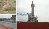 Thị xã Đông Triều thờ ơ khiến tượng đài 25 tỷ đồng xuống cấp