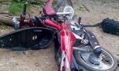 Yên Bái:Ô tô phóng nhanh đâm xe máy, vợ chồng chưa cưới thương vong