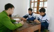 Nghệ An: Muốn dùng thử iPhone, hai nam sinh rủ nhau đi cướp