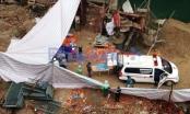 Rơi thang máy làm 3 người chết: Trách nhiệm thuộc về đơn vị thi công