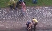 Hà Nội: Cô gái nhảy sông Tô Lịch tự tử giữa trời giá rét