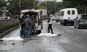 Hải Phòng: Tự gây tai nạn, hai người tử vong, một người trọng thương
