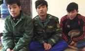Nghệ An: Cứu sống 3 ngư dân Thanh Hóa trôi dạt trên biển