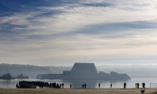 Cận cảnh tàu khu trục khủng tỷ đô của Hải quân Mỹ