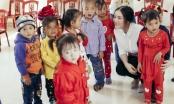 Lý Nhã Kỳ xây trường mầm non cho trẻ nhỏ Khau Sớ - Cao Bằng