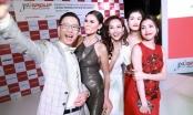 Trà Ngọc Hằng, MC Anh Quân hợp tác với công ty giải trí Hàn Quốc