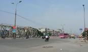 Hà Nội: Phân luồng giao thông phục vụ thi công cầu Ngọc Hồi
