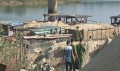 Quảng Nam: Bắt quả tang 8 tàu hút cát trái phép