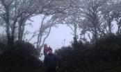 Clip nóng: Hà Giang đã có tuyết rơi!