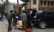 """Sang Hà Tĩnh """"làm luật"""", cán bộ Sở GTVT Nghệ An bị tạm giữ"""