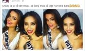 Miss Universe 2015: Fan Việt tiếc nuối vì Phạm Hương trượt top 15