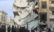 Nga không kích tại Syria, 40 người thiệt mạng