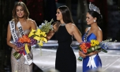 Sự cố hài hước  khó tin tại Hoa hậu hoàn vũ 2015