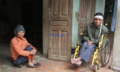 Phú Thọ: Xót xa cảnh gia đình 3 người thì 2 người tàn tật